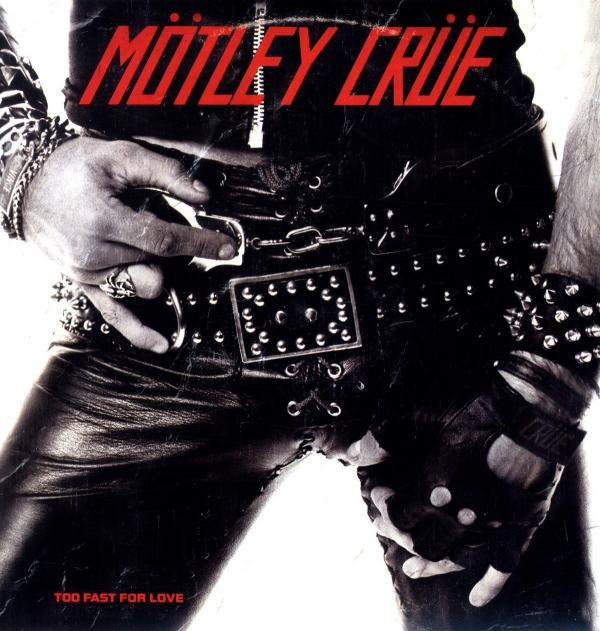 Buy Online Motley Crue - Too Fast For Love (180g Clear White Vinyl)