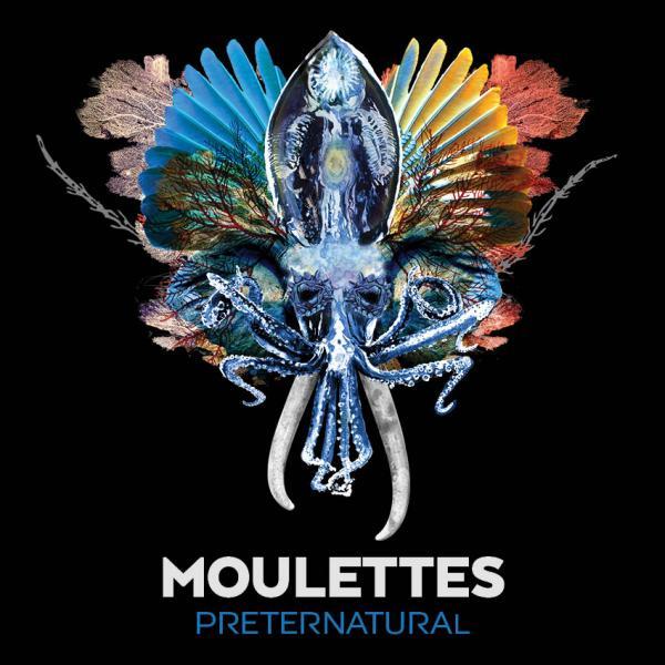 Buy Online Moulettes - Preternatural CD Album (Signed)