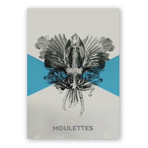 Buy Online Moulettes - Moulettes White Tea Towel