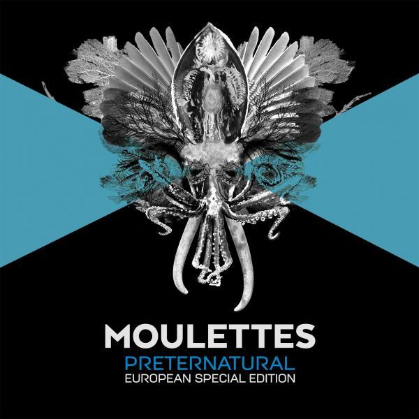 Buy Online Moulettes - Preternatural Deluxe Bonus CD Album