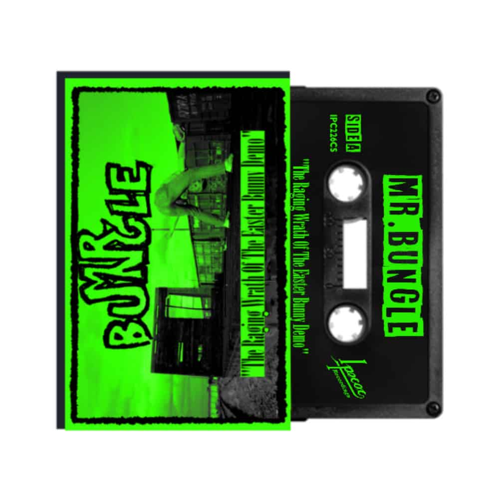 Buy Online Mr. Bungle  - The Raging Wrath Of The Easter Bunny Demo - Limited Edition Holiday Black Cassette