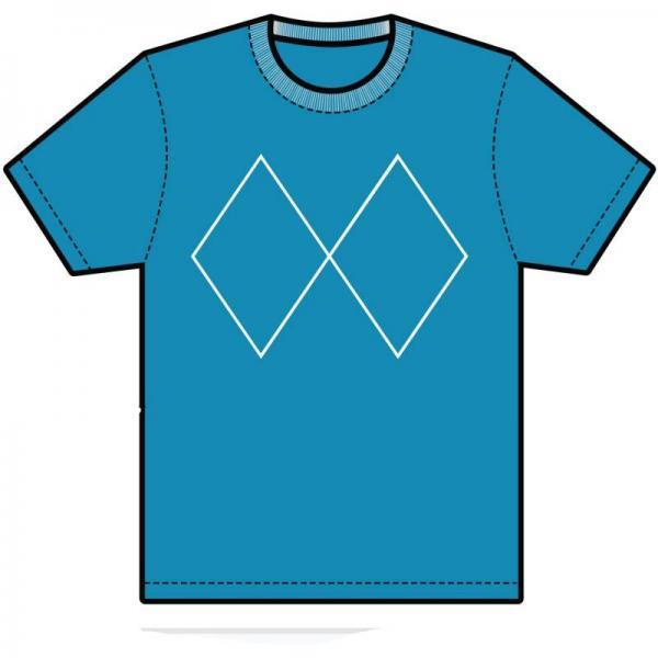 Buy Online Mt. Wolf - Blue T-Shirt