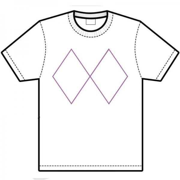 Buy Online Mt. Wolf - White T-Shirt