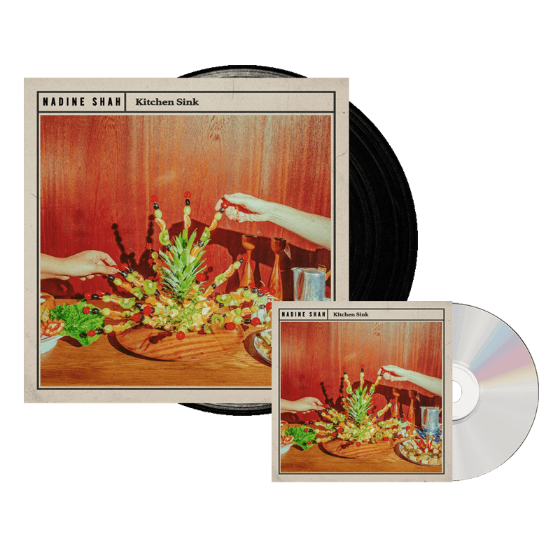 Kitchen Sink Vinyl + Digipack CD Album