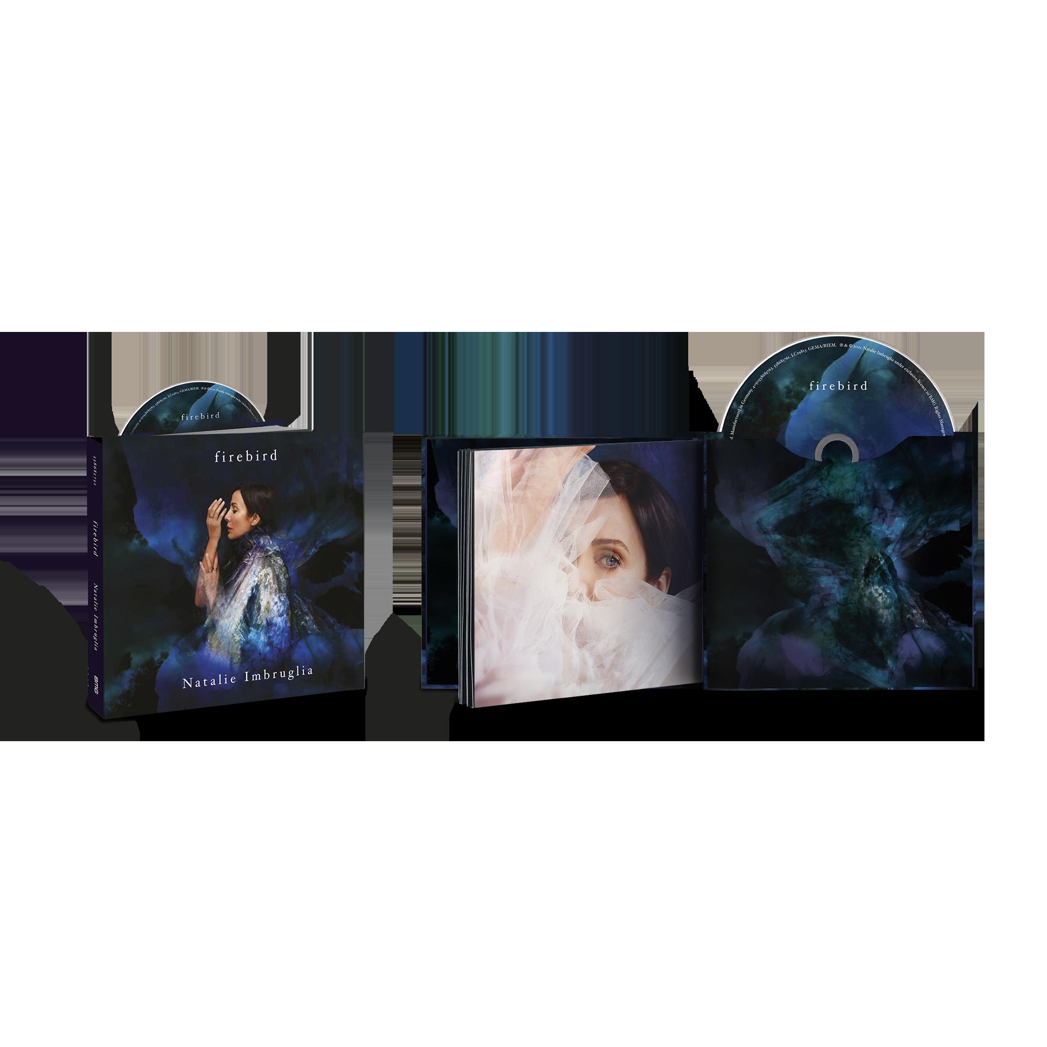 Buy Online Natalie Imbruglia - Firebird Deluxe CD Book Album (w/ Signed Insert)