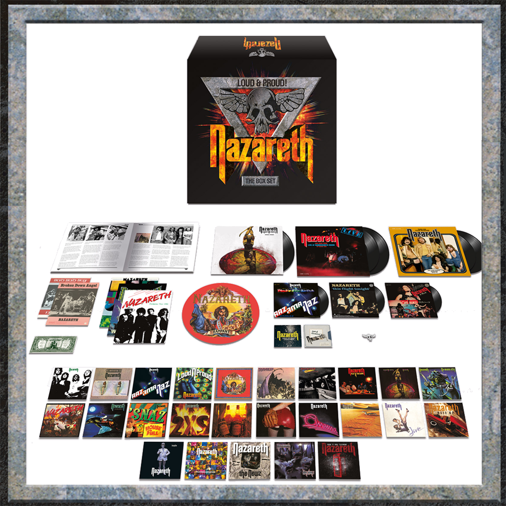 Buy Online Nazareth - Loud & Proud! -