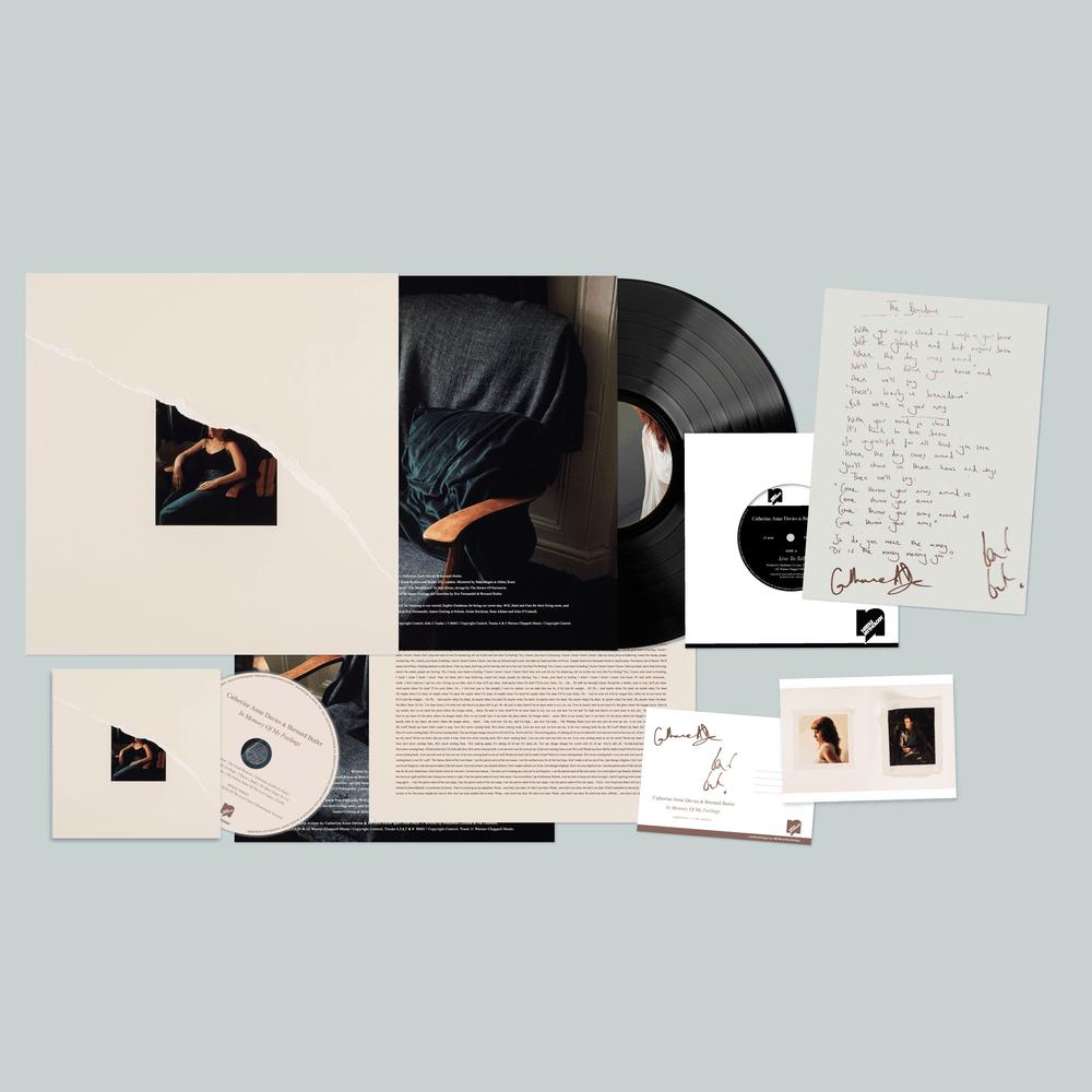 Buy Online Catherine Anne Davies and Bernard Butler - In Memory Of My Feelings (Includes Bonus 7-Inch) + CD