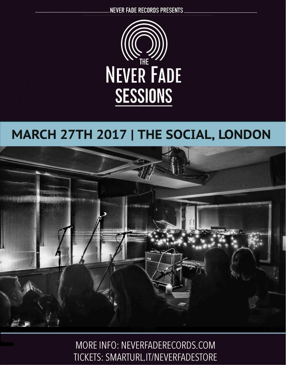 Never Fade - March 27th