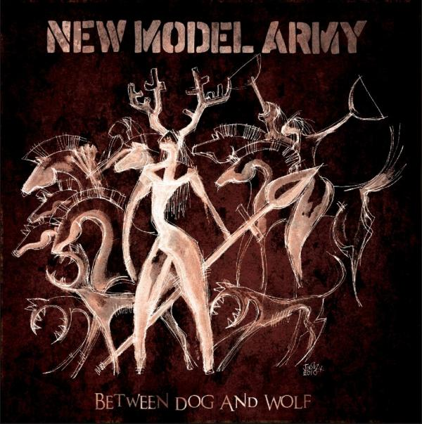Buy Online New Model Army - Between Dog And Wolf (CD)