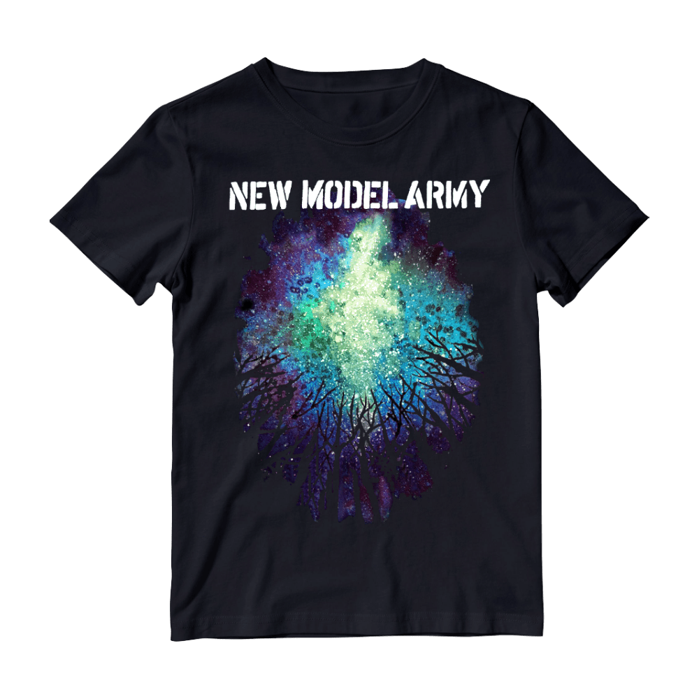 Buy Online New Model Army - From Here T-Shirt