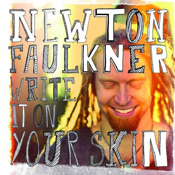 Buy Online Newton Faulkner - Write It On Your Skin