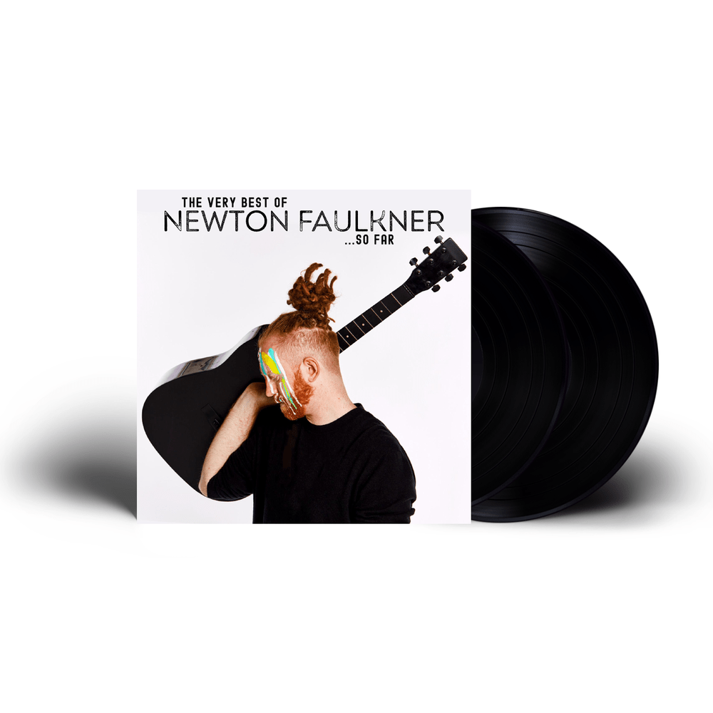 Buy Online Newton Faulkner - The Very Best Of Newton Faulkner Double 180g Vinyl