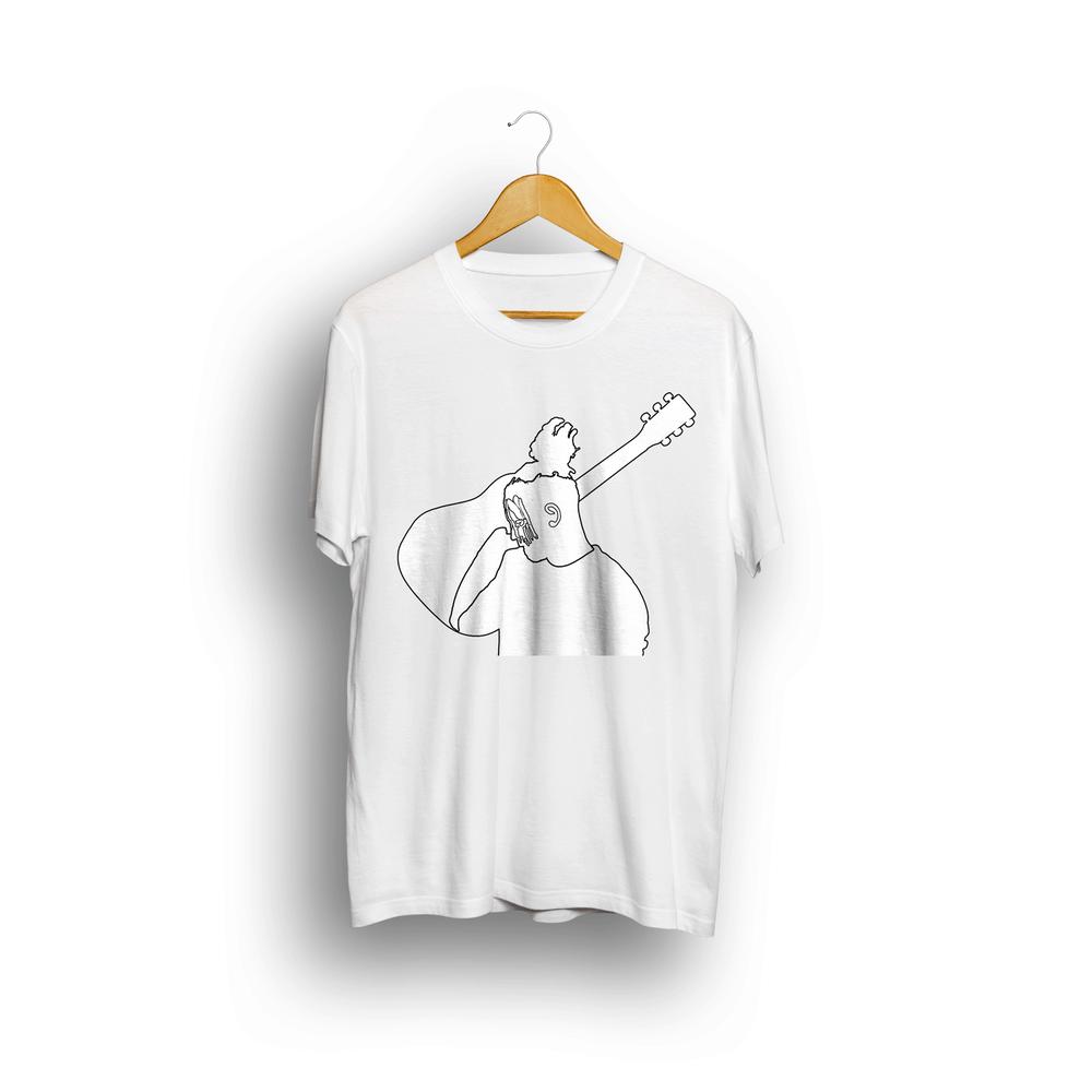 Buy Online Newton Faulkner - Tour T-Shirt