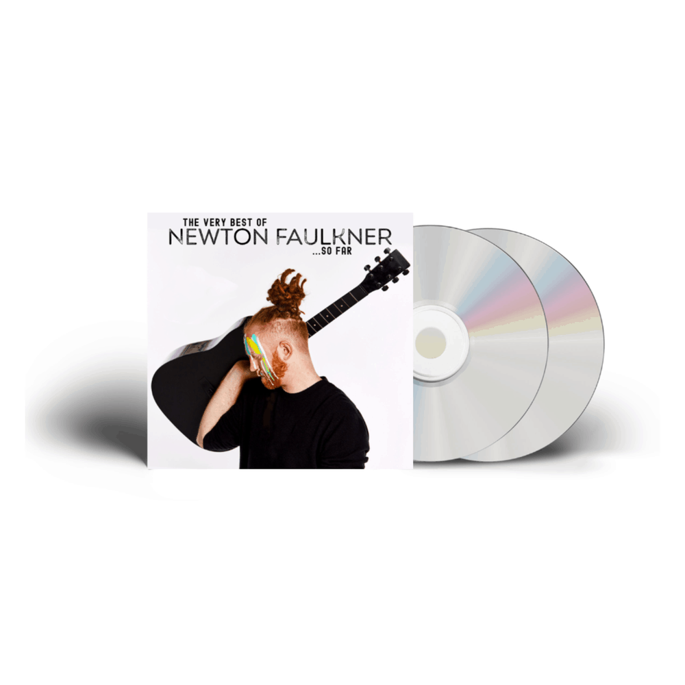 Buy Online Newton Faulkner - The Very Best Of Newton Faulkner…So Far Double CD Signed