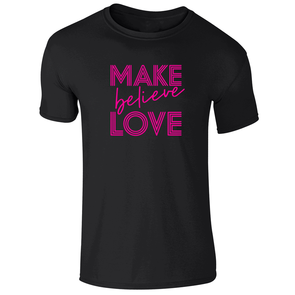 Buy Online Nigel Clark - Make Believe Love - Tee
