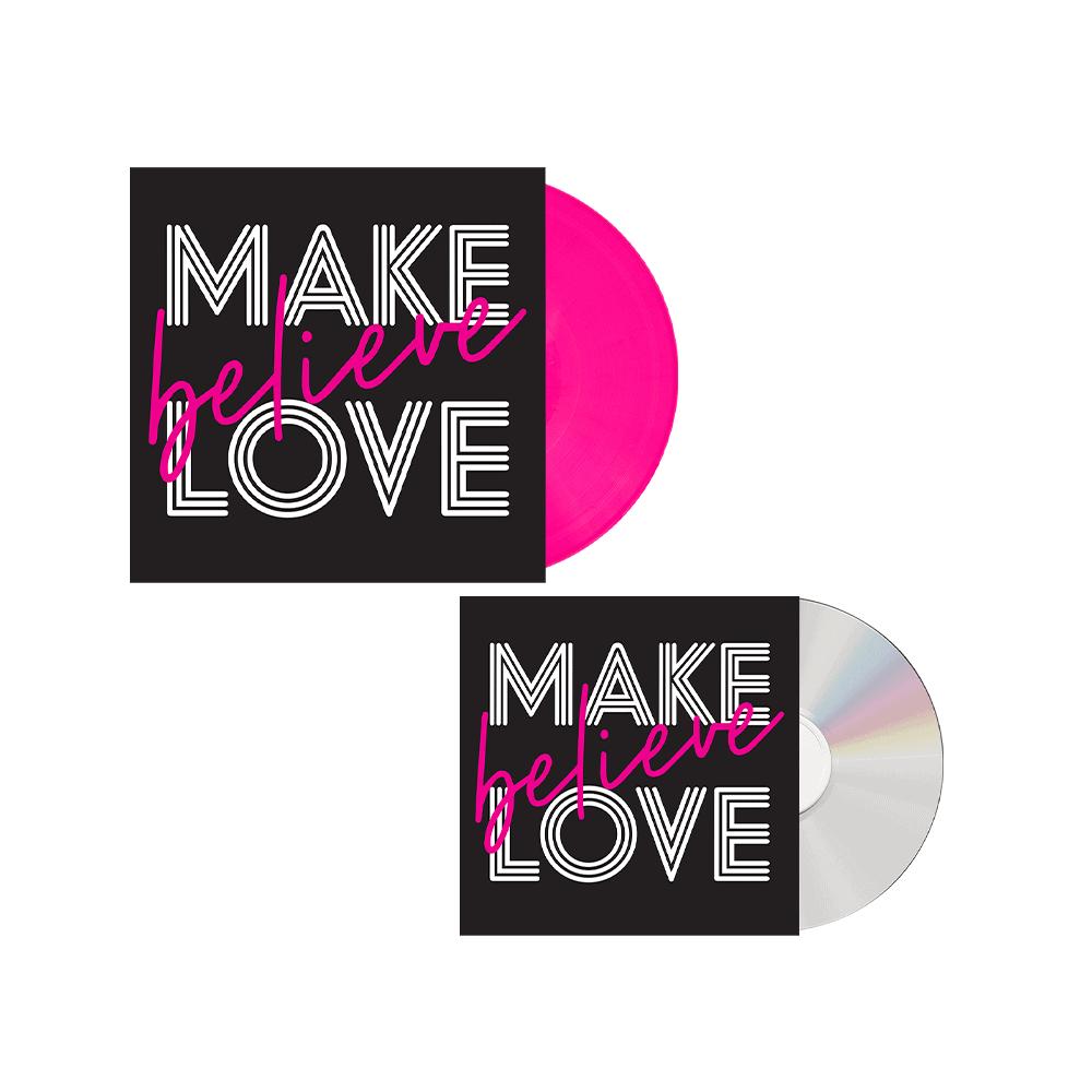 Make Believe Love - CD + Vinyl