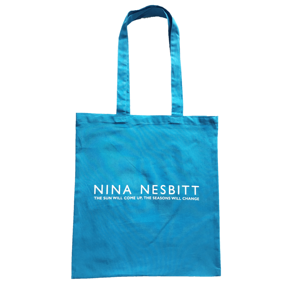 Buy Online Nina Nesbitt - Tote Bag