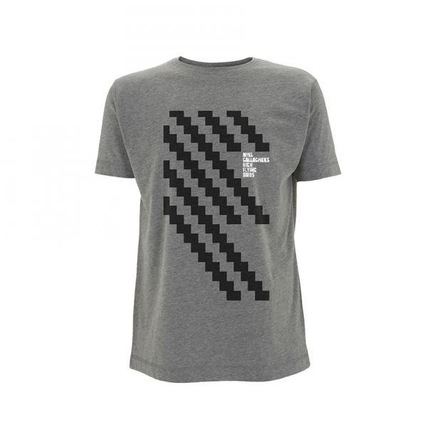 Buy Online Noel Gallagher's High Flying Birds - 2015 ZigZag Tour T-Shirt