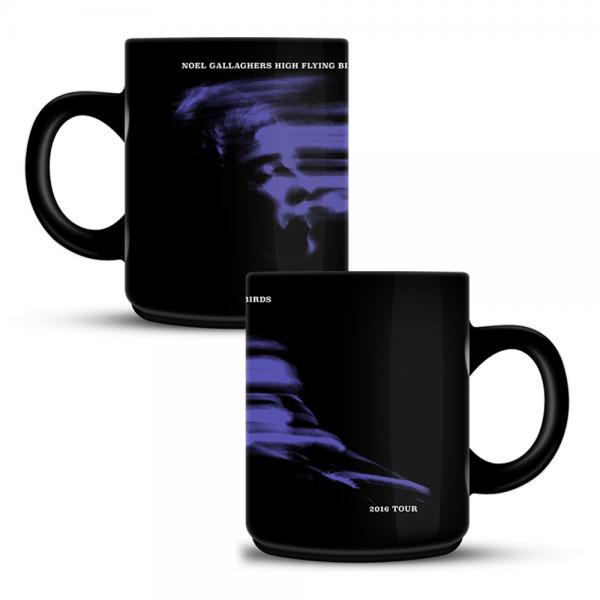 Buy Online Noel Gallagher's High Flying Birds - Black Mug
