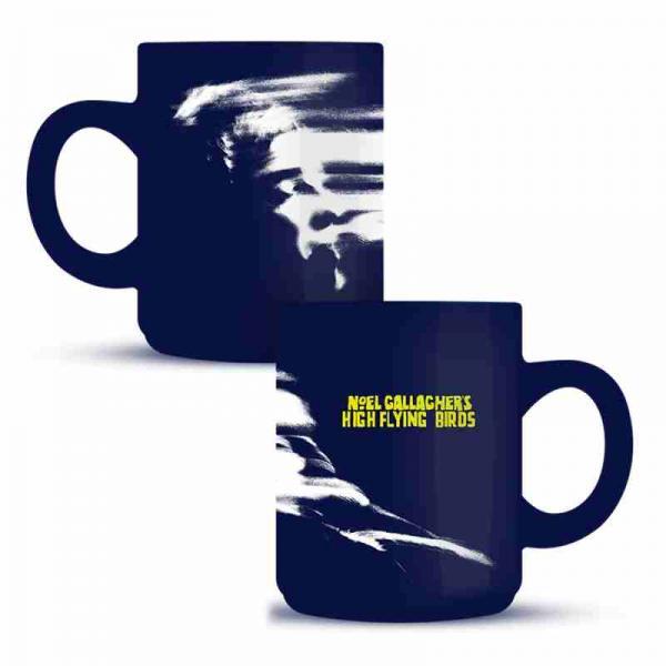 Buy Online Noel Gallagher's High Flying Birds - Navy Mug