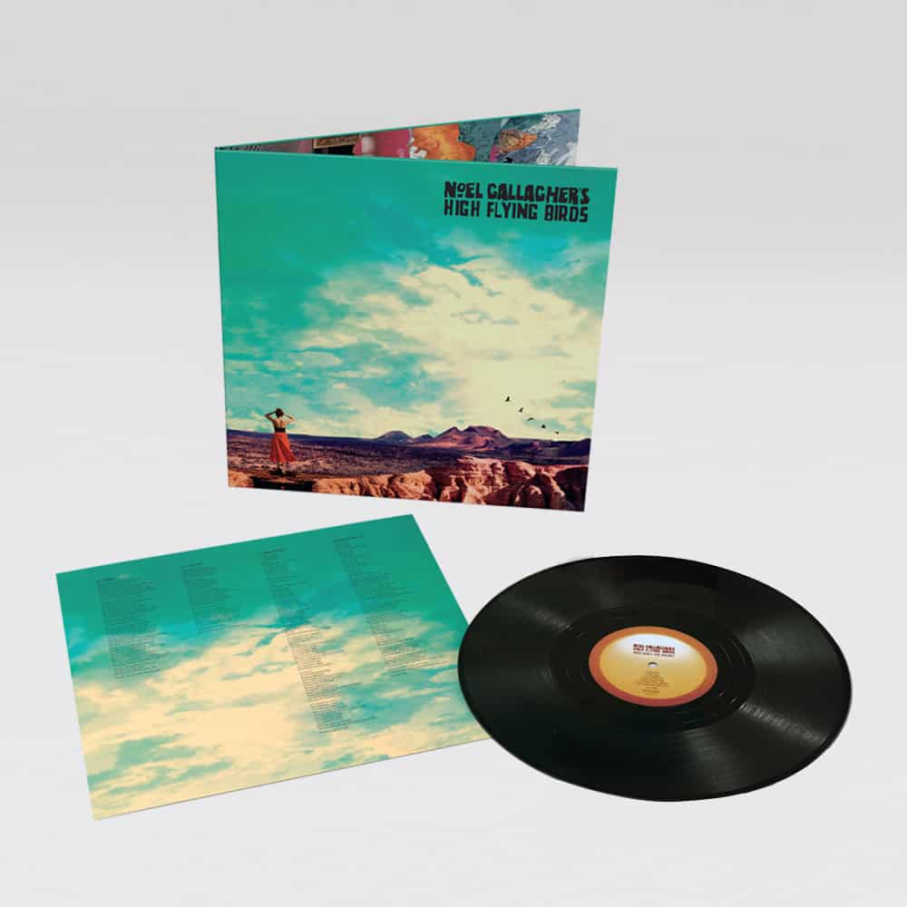 Buy Online Noel Gallagher's High Flying Birds - Who Built The Moon?