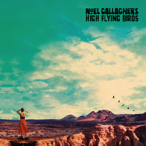 Buy Online Noel Gallagher's High Flying Birds - Who Built The Moon? Download