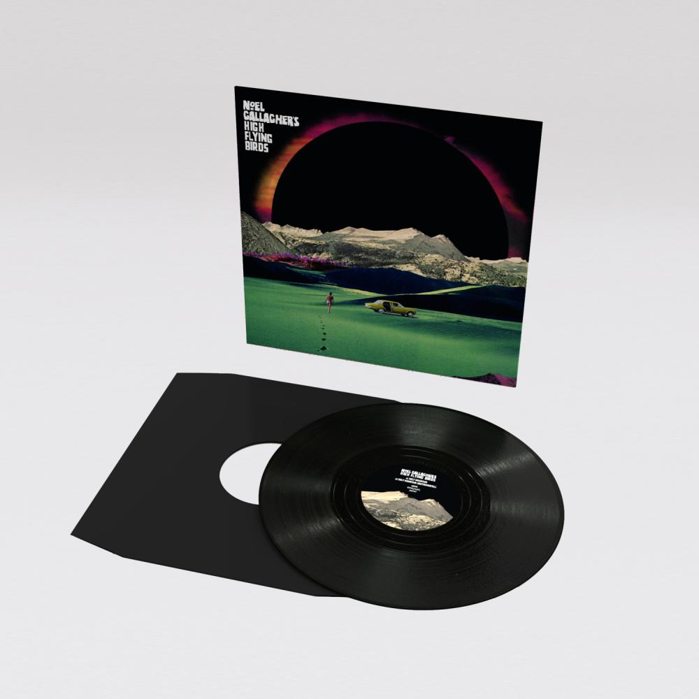Buy Online Noel Gallagher's High Flying Birds - Holy Mountain