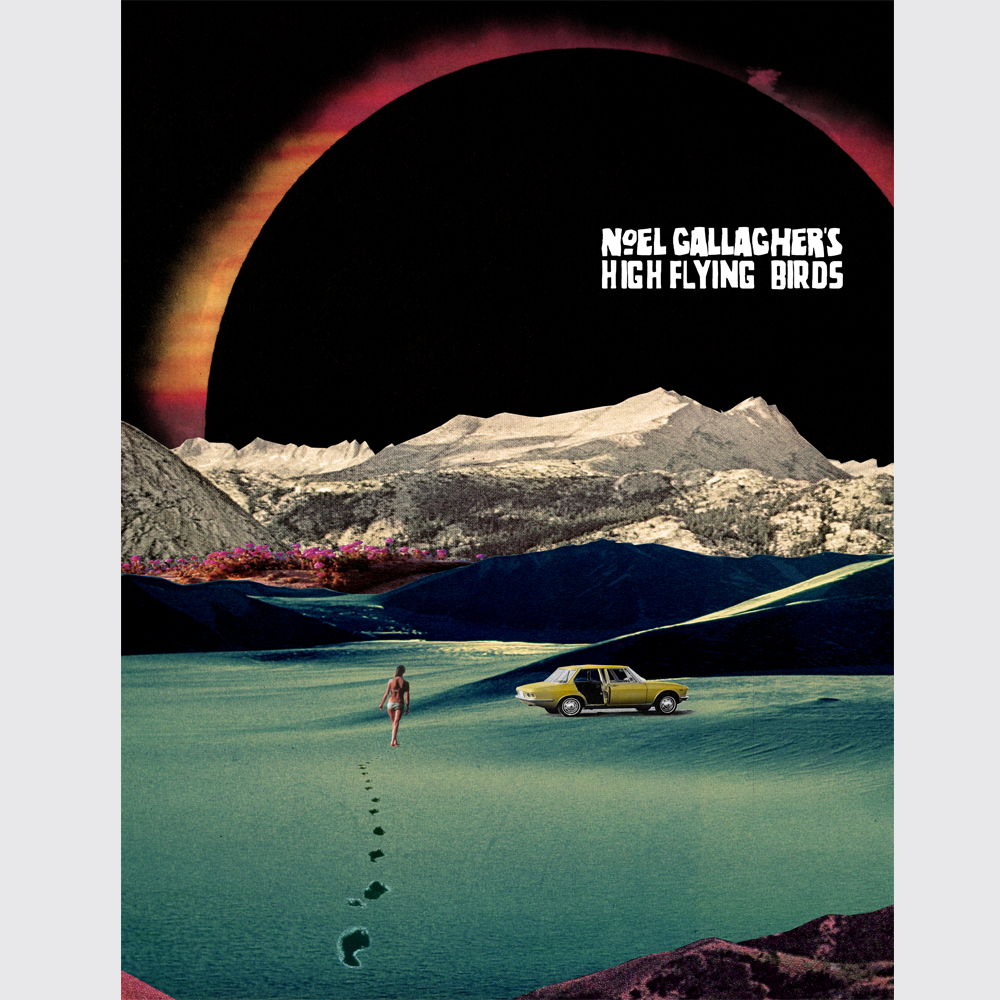 Buy Online Noel Gallagher's High Flying Birds - Holy Mountain Print
