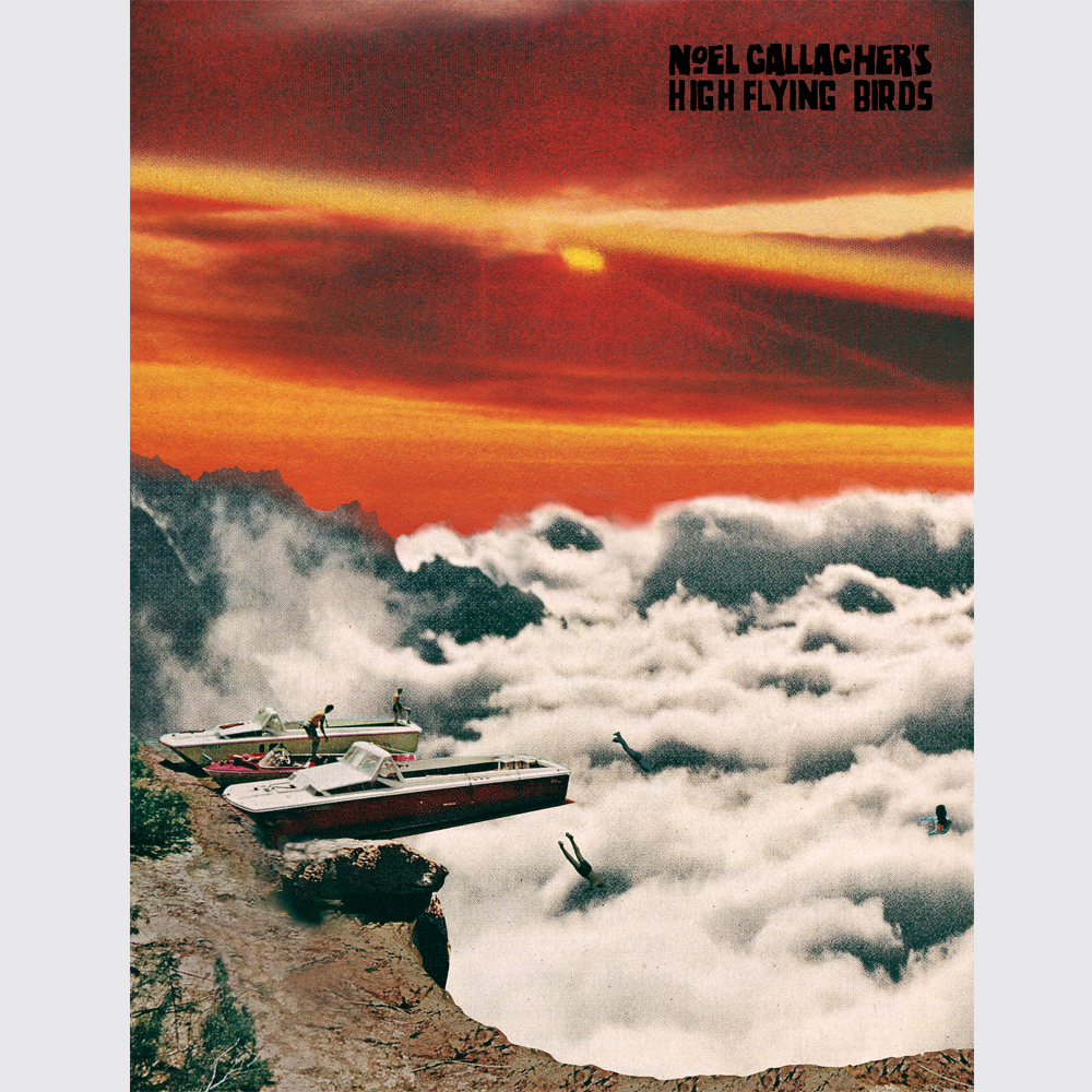 Buy Online Noel Gallagher's High Flying Birds - It's A Beautiful World Print