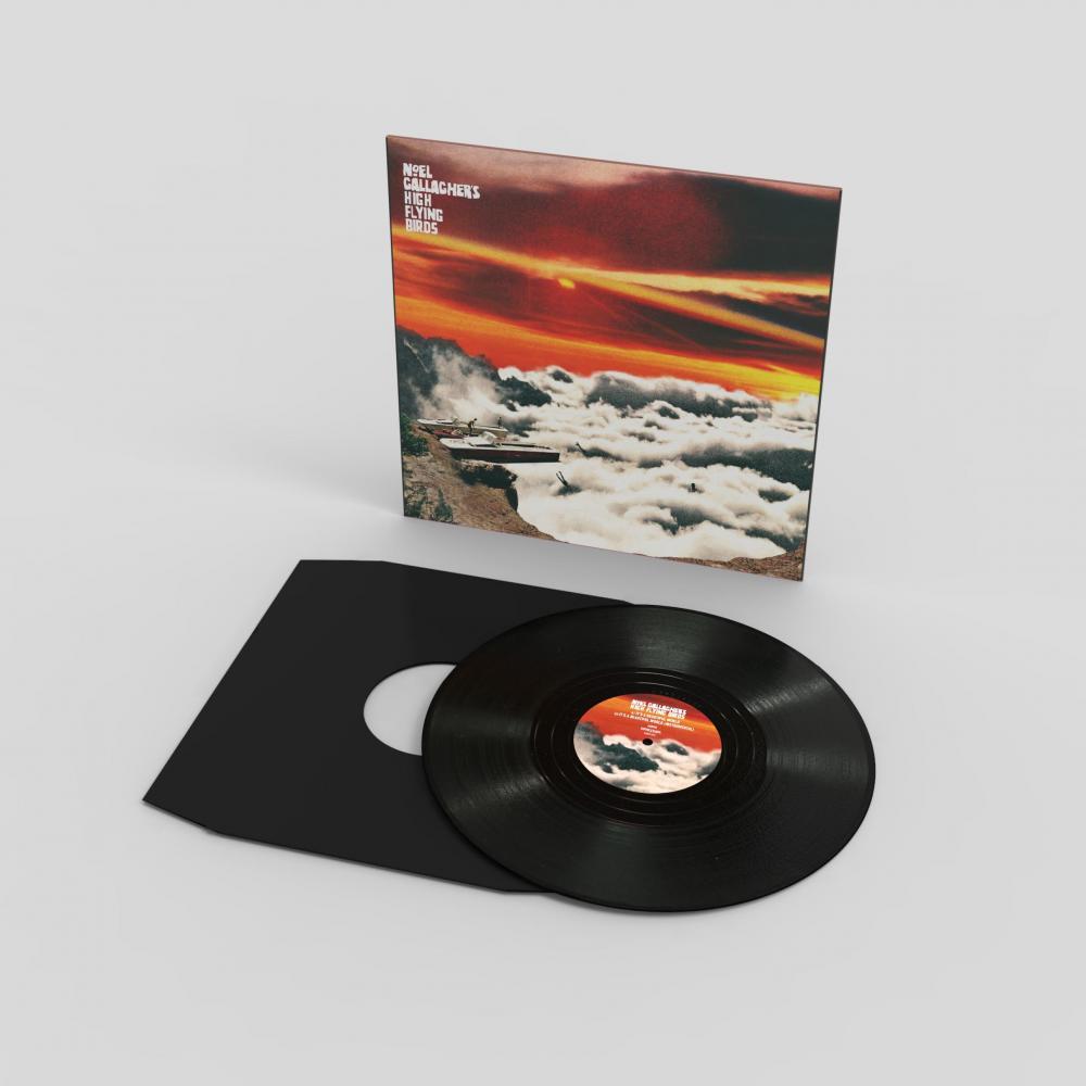 Buy Online Noel Gallagher's High Flying Birds - It's A Beautiful World 12-Inch Vinyl