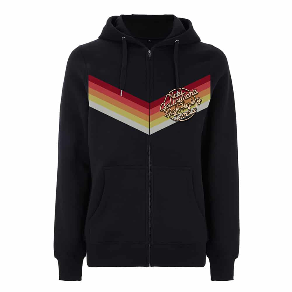 Buy Online Noel Gallagher's High Flying Birds - Chevron Hoody