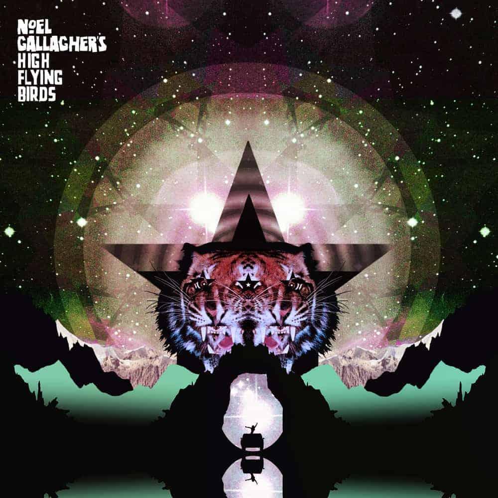 Buy Online Noel Gallagher's High Flying Birds - Black Star Dancing (12