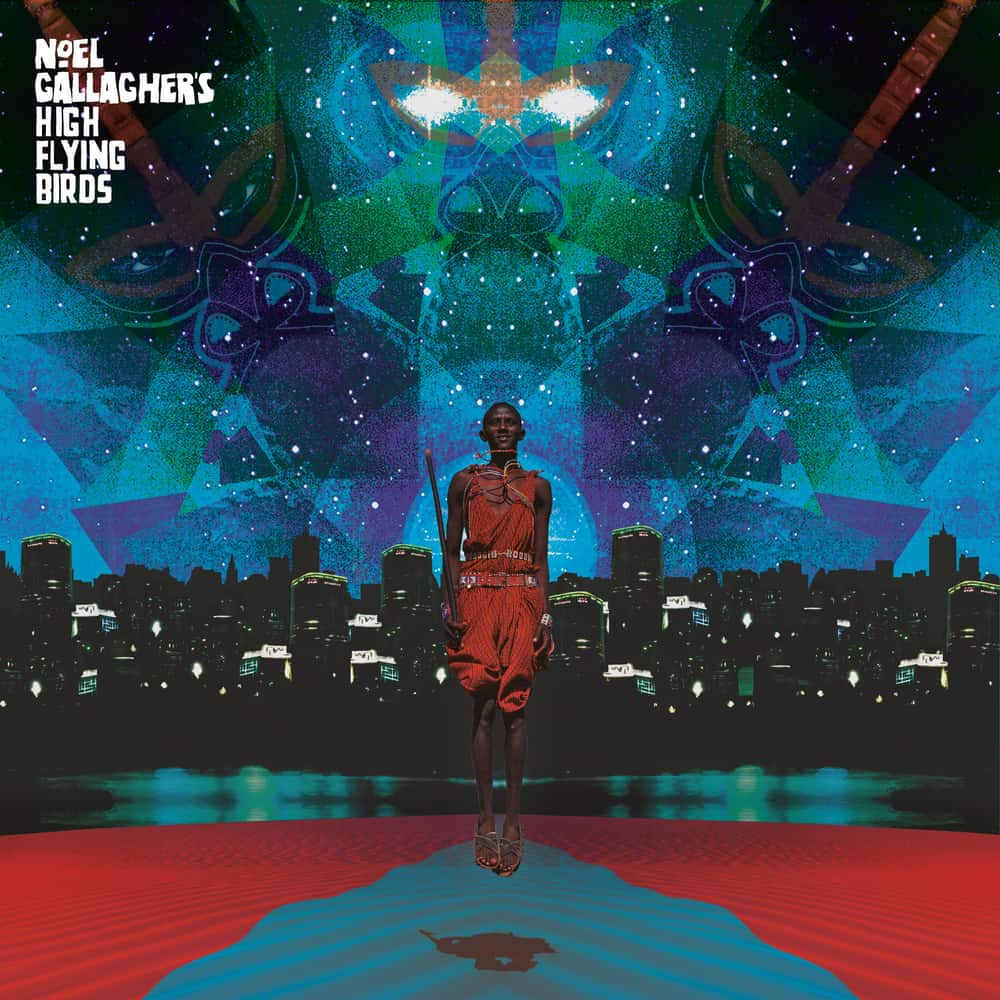 Buy Online Noel Gallagher's High Flying Birds - This Is The Place Single Download