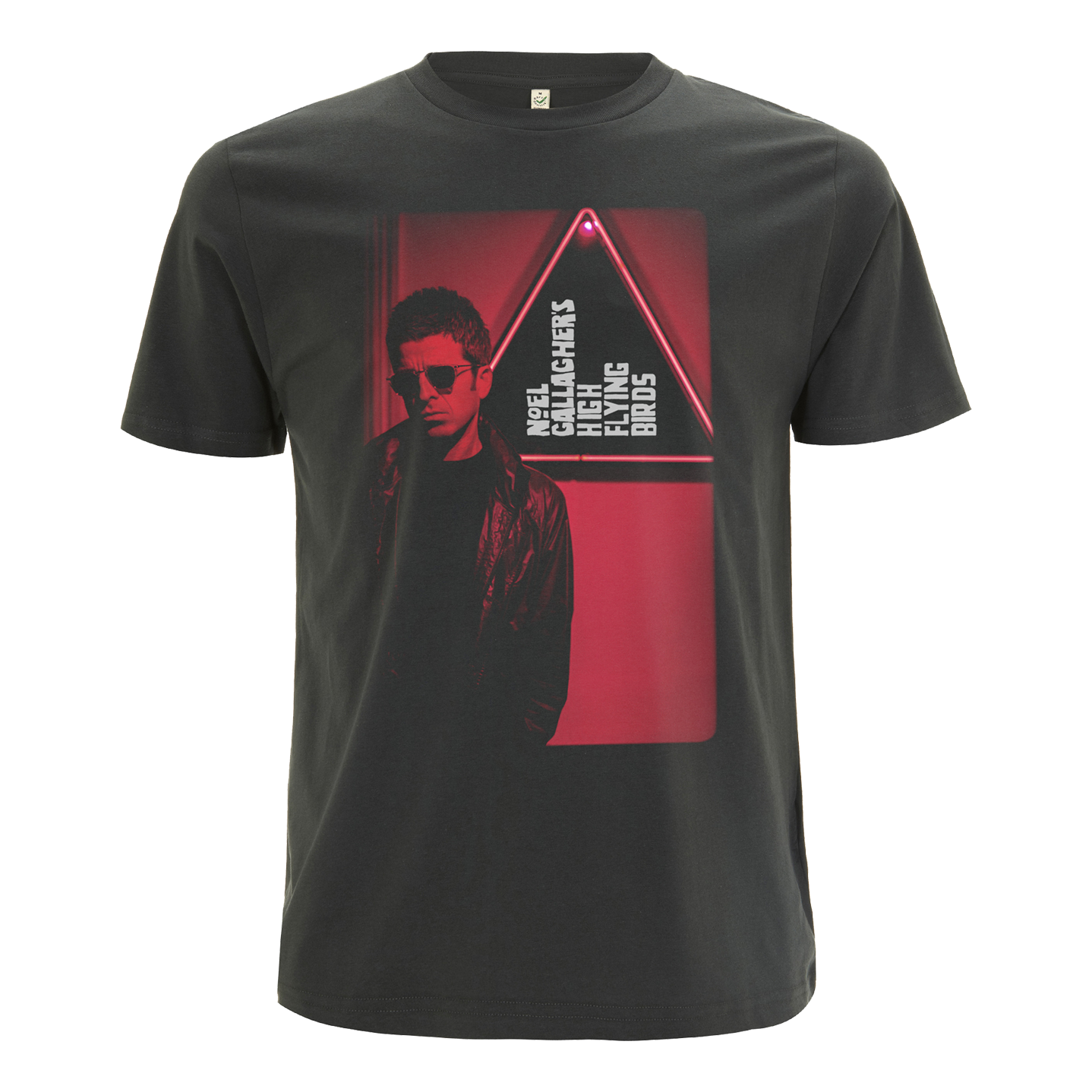 Buy Online Noel Gallagher's High Flying Birds Official Store - Red Triangle Tour T-Shirt
