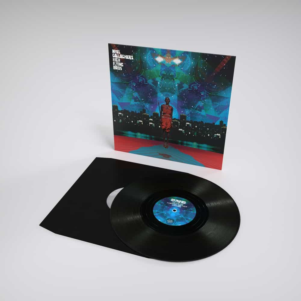 Buy Online Noel Gallagher's High Flying Birds - This Is The Place Black Vinyl EP