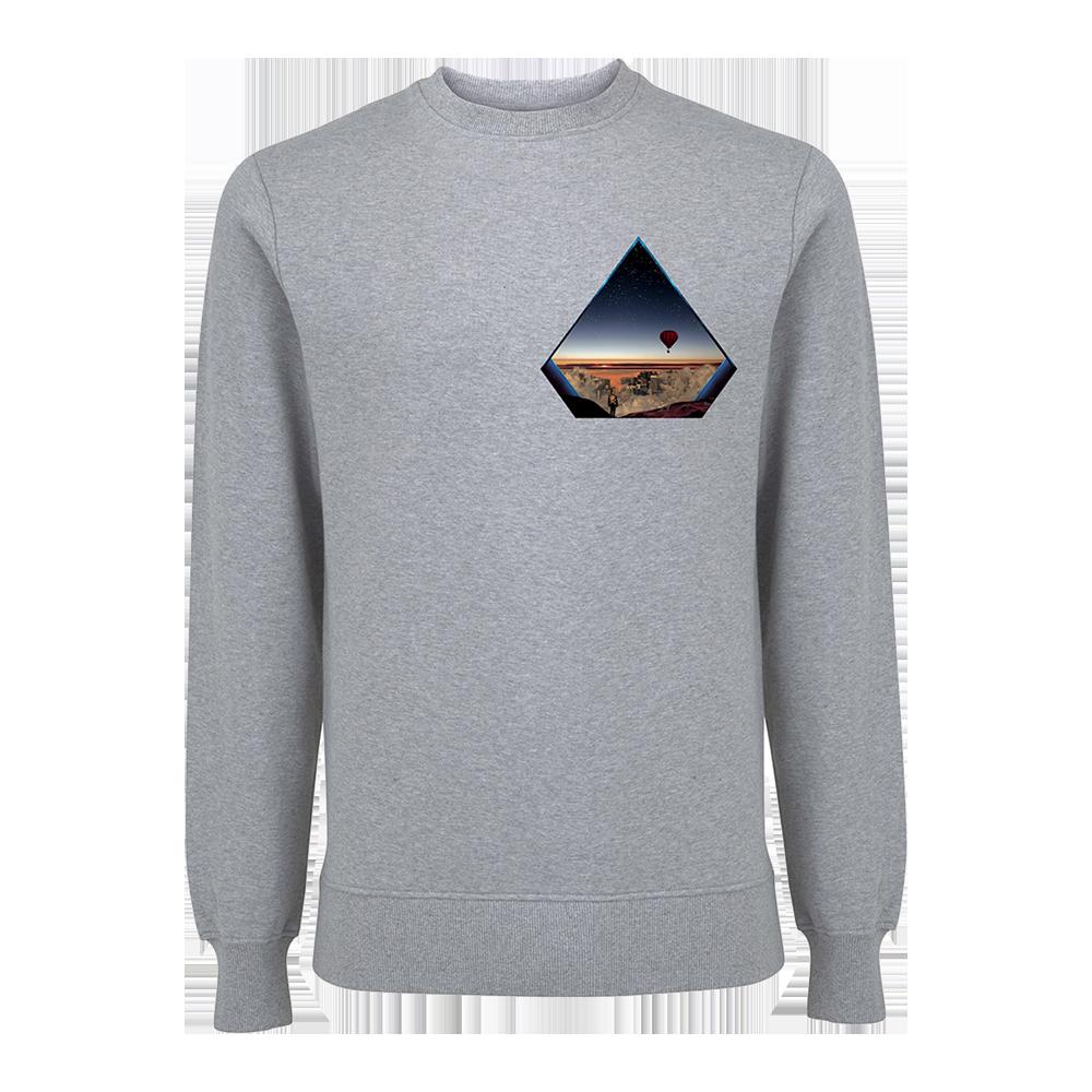 Buy Online Noel Gallagher's High Flying Birds - Wandering Star Sweatshirt