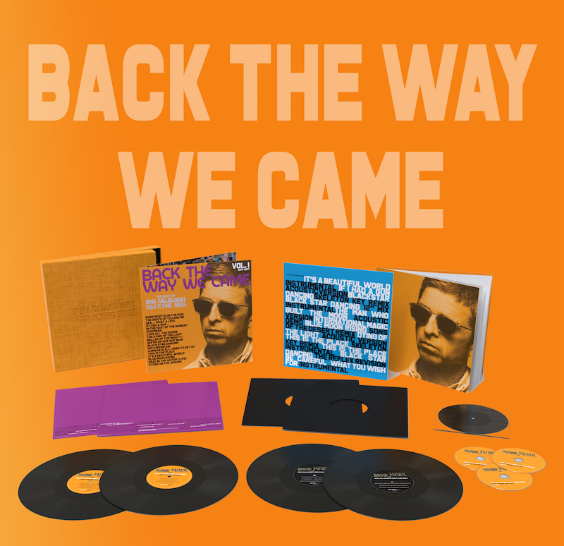 Back the Way We Came