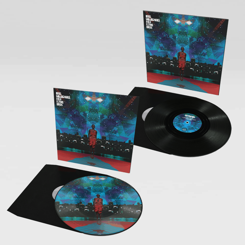 Buy Online Noel Gallagher's High Flying Birds - This Is The Place Vinyl + Picture Disc (Store Exclusive, Ltd Edition)