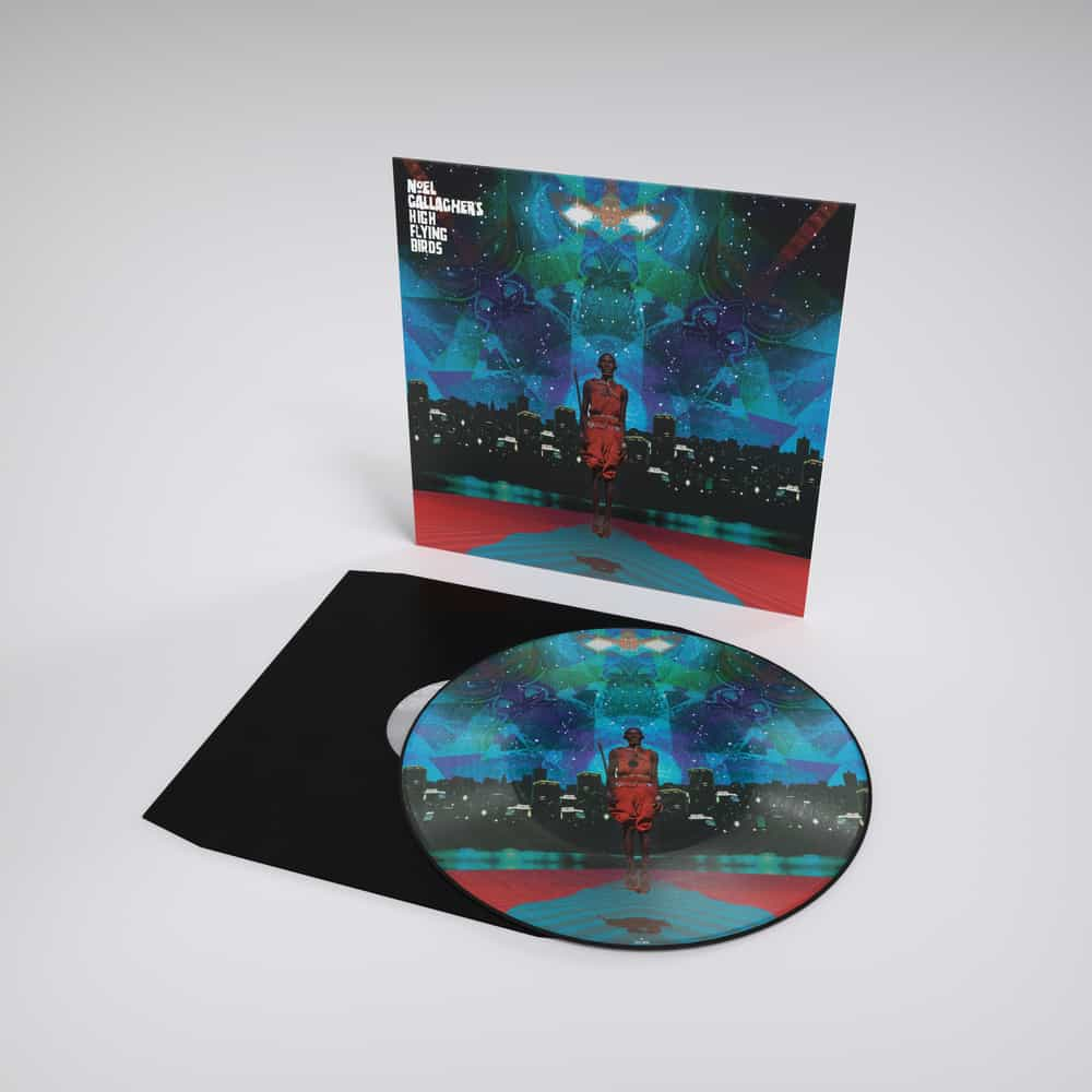 Buy Online Noel Gallagher's High Flying Birds - This Is The Place 12-Inch Picture Disc Vinyl (Store Exclusive. Ltd Edition)