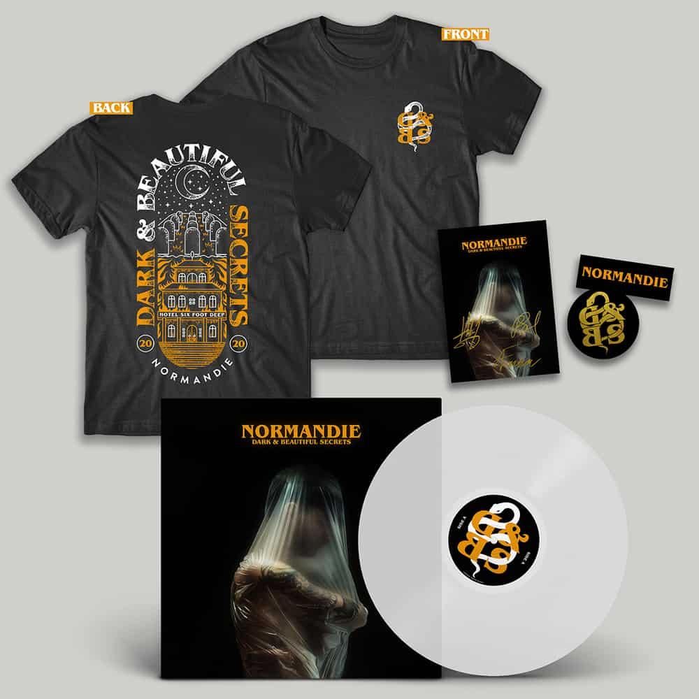 Buy Online Normandie - D&BS Vinyl Bundle