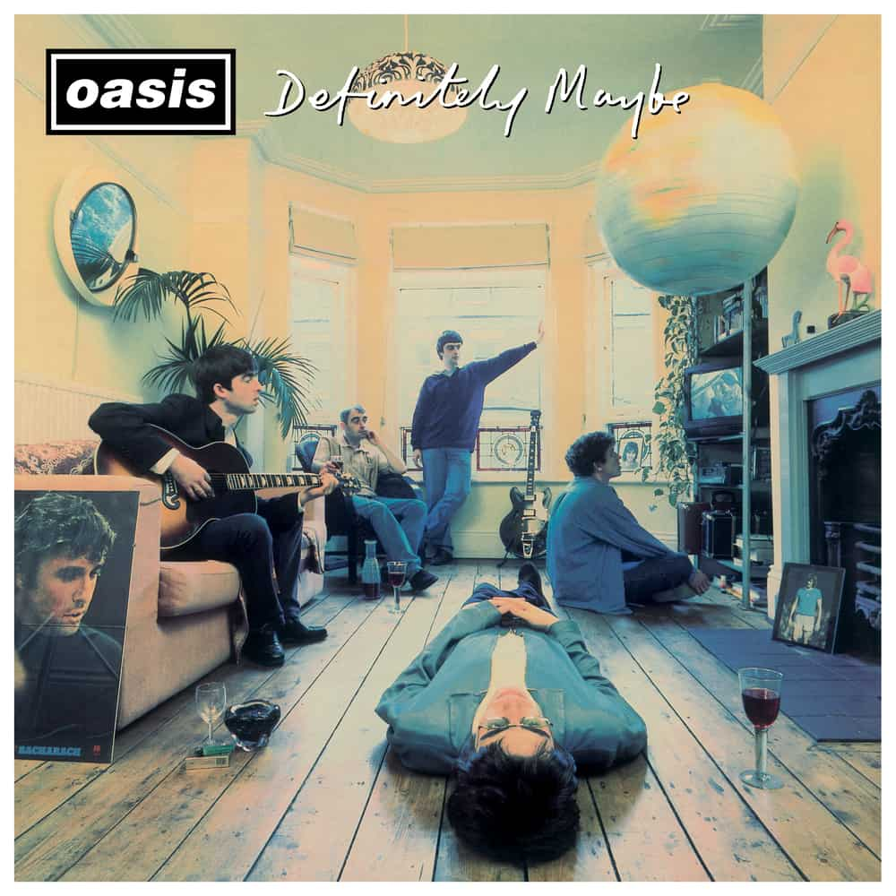 Buy Online Oasis - Definitely Maybe
