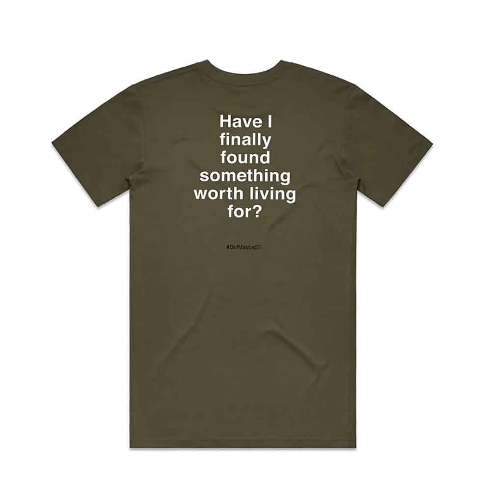 Buy Online Oasis - Cigarettes & Alcohol Lyric T-Shirt