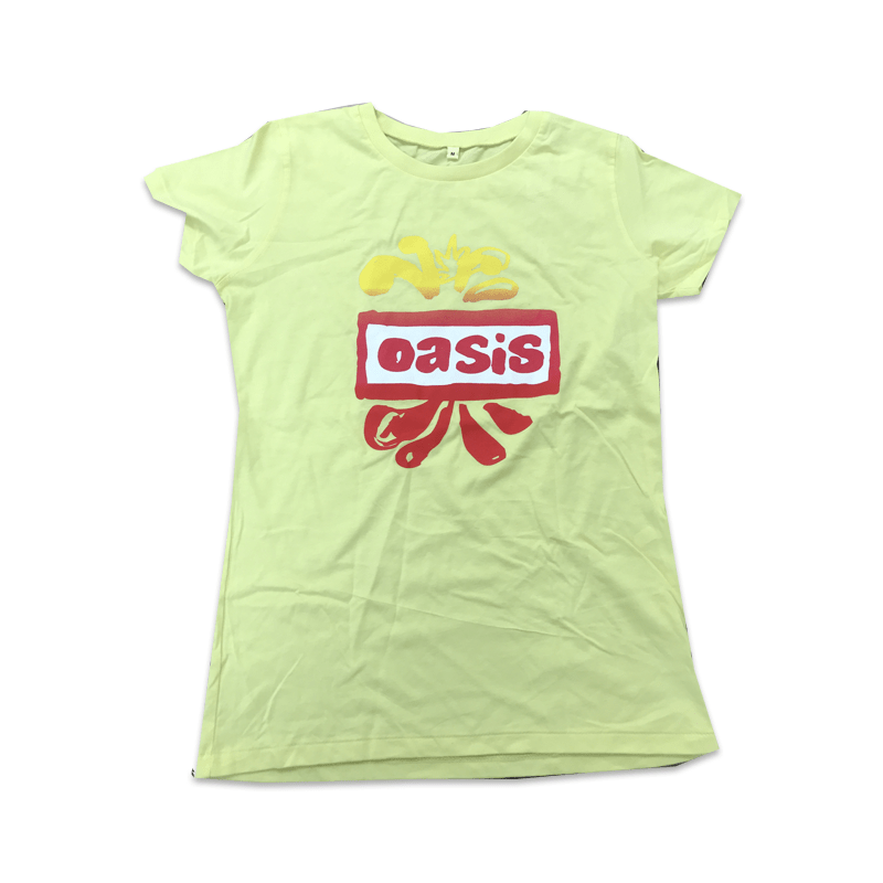 Buy Online Oasis - Ladies 2009 Winter Tour T-Shirt