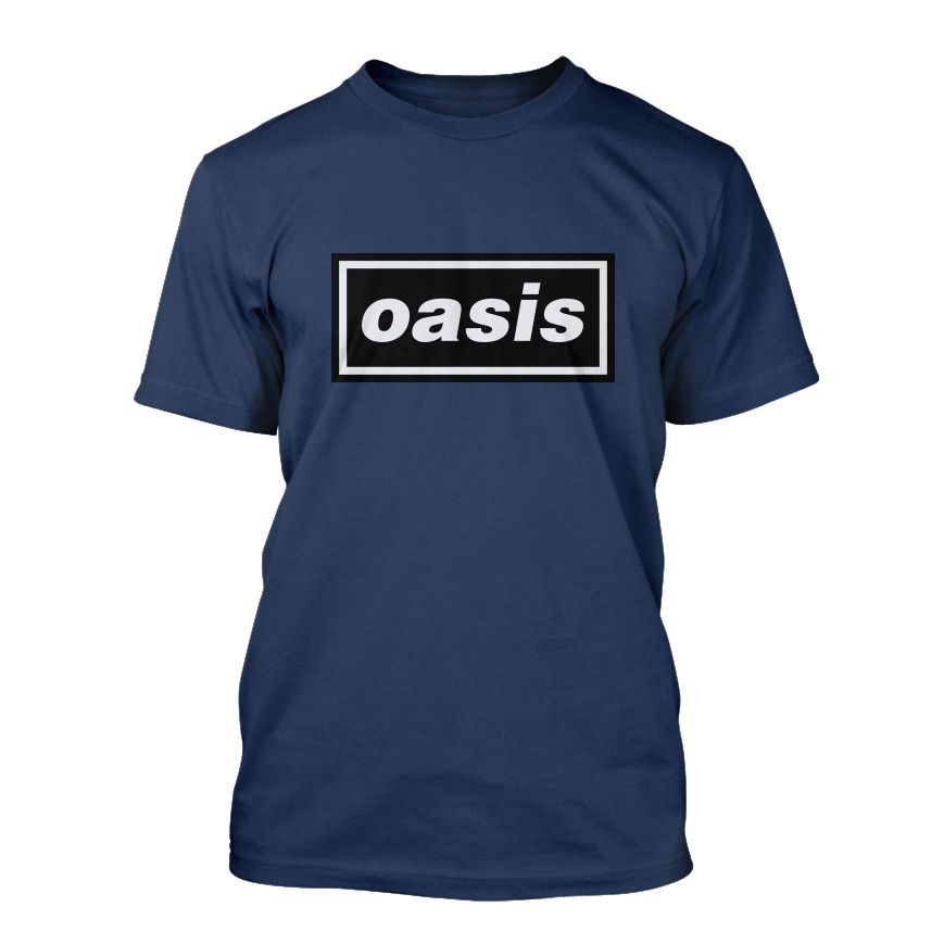Buy Online Oasis - (What's The Story) Morning Glory? Logo T-Shirt