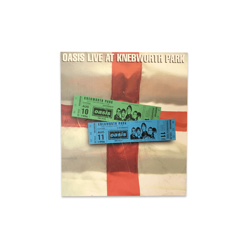 Buy Online Oasis - Knebworth Postcard