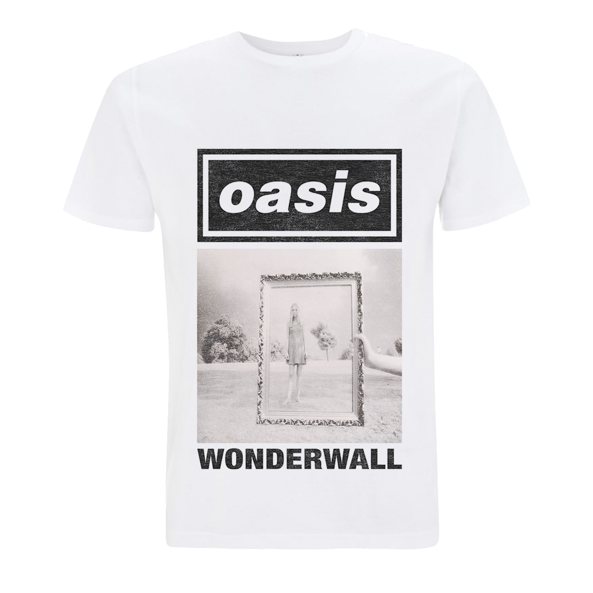Buy Online Oasis - Wonderwall T-Shirt