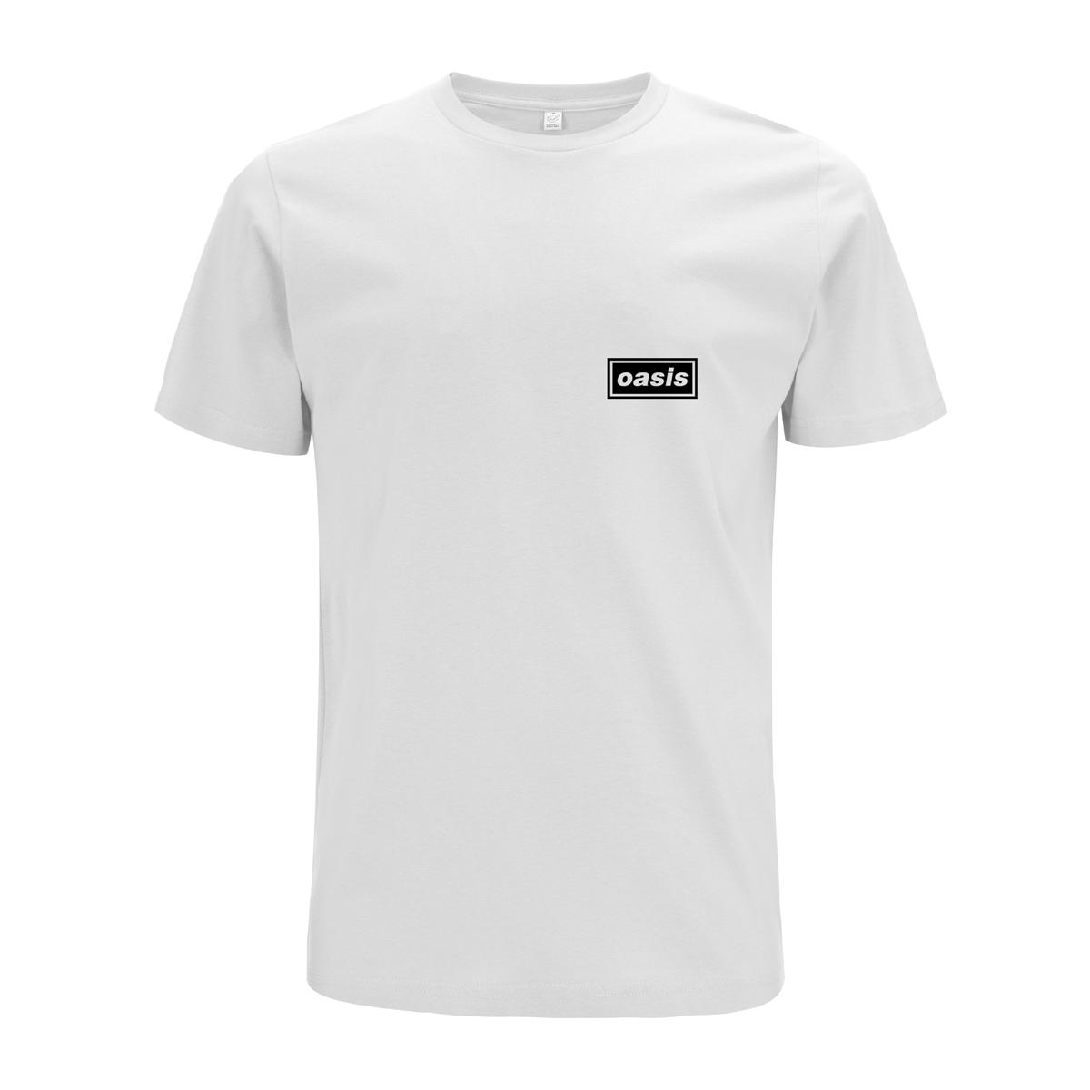 Buy Online Oasis - Rockfield T-Shirt (Ltd Edition)