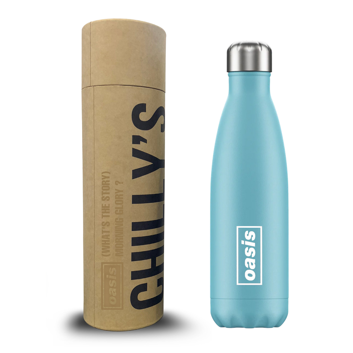 Buy Online Oasis - Chilly's Water Bottle (Blue)