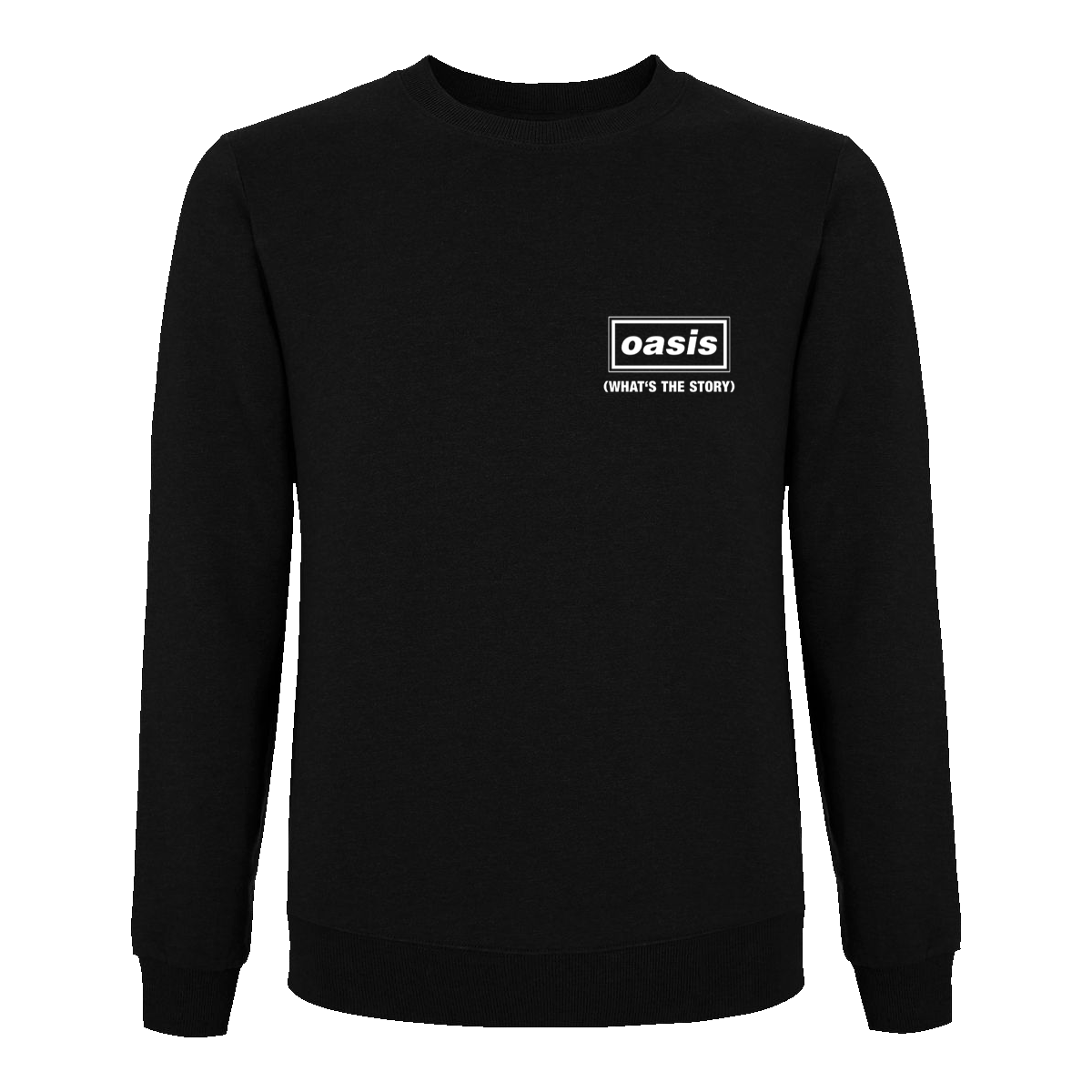 Buy Online Oasis - Organic '(What's The Story) Morning Glory?' Sweater