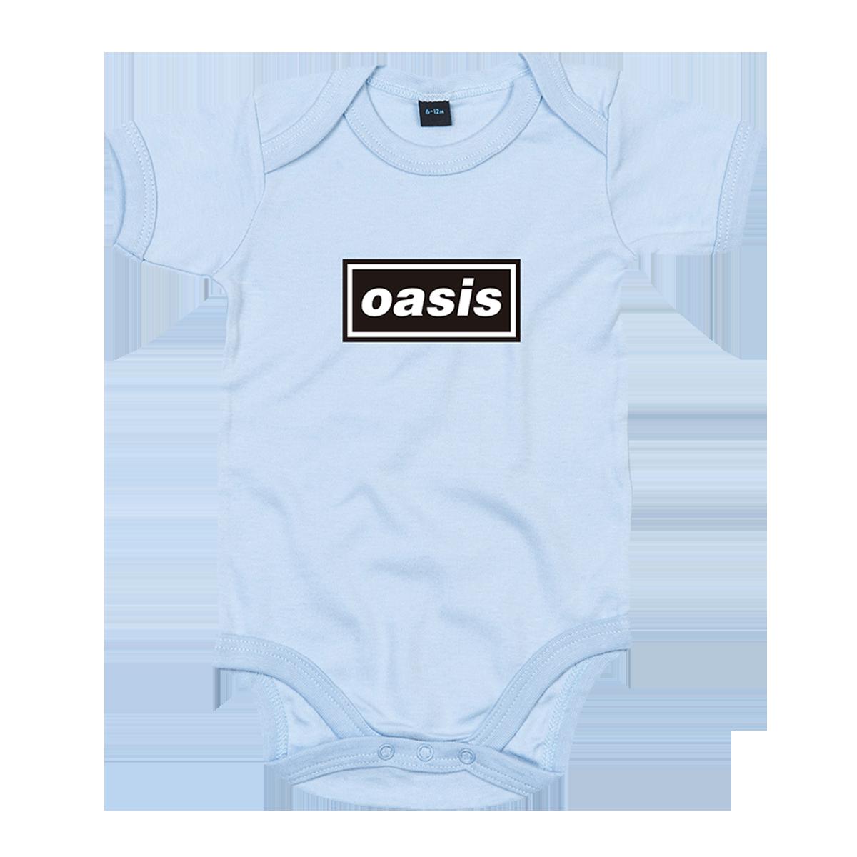 Buy Online Oasis - Baby Grow (Blue)